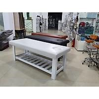 Giường gỗ spa ( 75cm×185cm)/ cam kết chất lượng