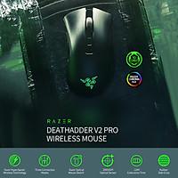 Razer DeathAdder V2 Pro Wireless Mouse with Razer HyperSpeed Wireless Technology 2nd Gen Razer Optical Mouse Switch
