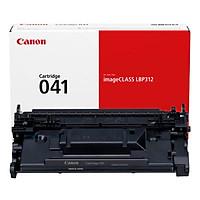 Mực hộp máy in laser Canon 041 Black Dùng cho máy Canon LBP 312 Hàng Chình hãng