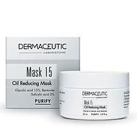 Mặt nạ làm sạch sâu cho da dầu và da hỗn hợp Dermaceutic Pháp - Mask 15