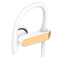 Tai nghe nhét tai thể thao đỉnh cao cho iOS và Android ( có móc tai thêm nhét tai Silicon ) PTM T50  - Đen - Hàng nhập khẩu