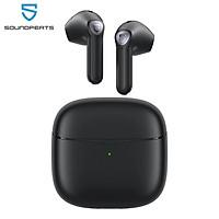 Tai Nghe Bluetooth Soundpeats TrueAir3  Game Mode QCC3040 Aptx Adaptive Đèn báo Cảm biến tai đeo - Hàng Chính Hãng