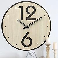 Đồng hồ treo tường Gỗ sang chảnh SB029