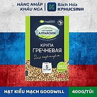 [Chỉ Giao HCM] Hạt Kiều Mạch Hiệu Goodwill - 400G - Hàng Nhập Khẩu Nga (Russia)