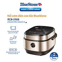 Nồi Cơm Điện Cao Tần BlueStone RCB-5988 (1.5L -1200W) - Hàng chính hãng