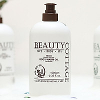 Beauty Cottage Body Warm Oil- Lavender