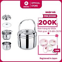 Nồi ủ nhiệt inox 304 Mishio MK289 - Hàng chính hãng