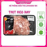 [Chỉ giao HN] Thịt heo xay tươi CP Foods 300gr/khay