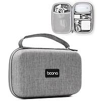 Túi đựng cáp sạc chuột máy tính và phụ kiện laptop điện thoại Baona - Hàng nhập khẩu