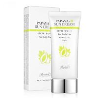 Kem chống nắng dưỡng da hằng ngày Benton Papaya-D Sun Cream SPF38 / PA+++ 50g