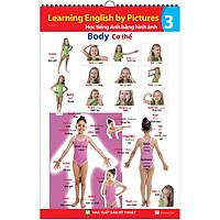 Learing English By Pictures - Học Tiếng Anh Bằng Hình Ảnh - Tập 3 (Tái Bản 2020)