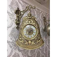 Đồng Hồ Treo Tường xoay 360 độ DHTT21  ( kích thước: 35 x 45 cm )Thiết kế đồng hồ xoay thông minh có thể xem giờ được ở cả 2 mặt.