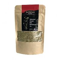 Hốn hợp lá thơm khô Hy Lạp dùng cho đồ nướng hiệu Olympias- Olympias Greek Mix Barbeque Herbs