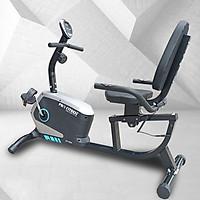 Xe đạp tập có ghế tựa lưng PF-56R Chính hãng Pro Fitness cho người già tập phục hồi chức năng