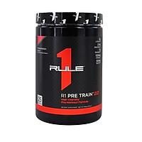 Tăng năng lượng trước khi tập Rule 1 Pre Train 2.0, 25 servings, 390g