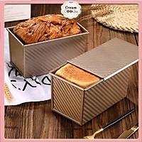 Khuôn Làm Bánh Mỳ Gối, Khuôn Nướng Bánh Mỳ Sandwich 450g✿✿✿