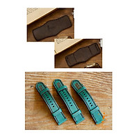 COMBO dây đồng hồ Bundstrap RAM B2 và dòng RAM Green   Da bò xanh lục