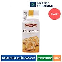 [Giao Nhanh 2H] Bánh Quy Bơ Chessmen Hiệu Pepperidge Farm 206G