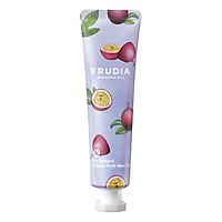 Kem Dưỡng Tay Frudia  My Orchard Passion Fruit Hand Cream Chiết Xuất Chanh Dây (30g)