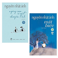 Combo Best-Seller Của Tác Giả Nguyễn Nhật Ánh: Mắt Biếc (Tái Bản 2019) + Ngày Xưa Có Một Chuyện Tình (Phần Hai Của Mắt Biếc)
