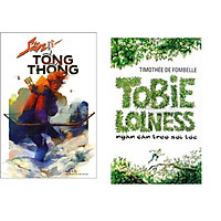 Combo 2 cuốn sách: Săn tổng thống + Tobie Loness - Ngàn cân treo sợi tóc