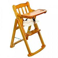 Ghế ăn gỗ dạng trượt
