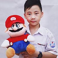 Gấu bông Game Mario ngồi ngộ nghĩnh