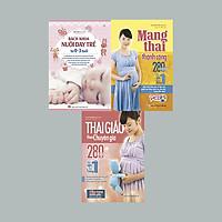 Combo Thai Giáo Theo ChuyÊn Gia + Mang Thai Thành Công + Bách Khoa Nuôi Dạy Trẻ Từ 0-3