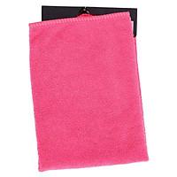 Bộ 2 khăn lau bụi siêu sạch nhỏ kích thước 40x40cm dành cho xe ô tô xe máy (màu ngẫu nhiên)