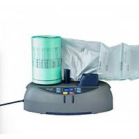 Túi bóng khí chèn hàng thùng carton size 20x10cm dùng máy thổi hơi an toàn cho gốm sứ xuất khẩu và giầy dép túi xách