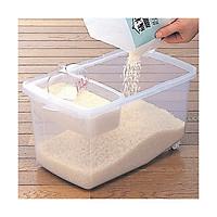 Thùng đựng thực phẩm khô:gạo, đậu hạt, ngô - hàng nội địa Nhật