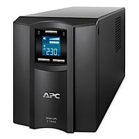 Bộ lưu điện: APC Smart-UPS C 1500VA LCD 230V-SMC1500I - Hàng Chính Hãng