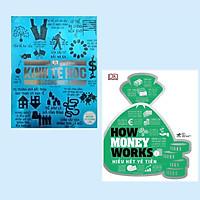 Combo Sách Kinh Tế Hay: Kinh Tế Học - Khái Lược Những Tư Tưởng Lớn + How Money Works - Hiểu Hết Về Tiền (Cẩm nang giới thiệu đơn giản, dễ hình dung nhất từ trước đến nay về tiền tệ và hệ thống tài chính thế giới)