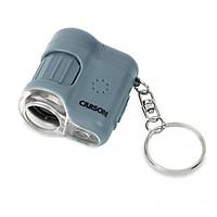 Kính hiển vi bỏ túi Carson MicroMini MM-280B 20x (có đèn LED, đèn tia cực tím UV kiểm tra tiền) - Hàng chính hãng