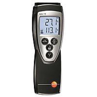 Máy đo nhiệt độ thực phẩm HACCP testo 110