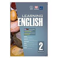 Sách Learning English 2 ( 7 - 8 tuổi )