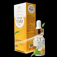 COMBO 3 lọ Huyết Thanh Trắng Da 7 Day - OLIC (Serum 7 DAY - OLIC) giúp TRẮNG DA, NÂNG CƠ, TRẺ HÓA DA, trẻ ra từ 5~10 tuổi. (Tặng 1 sữa rữa mặt sữa chua cao cấp giúp sạch da, sáng da)