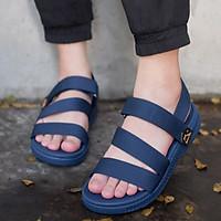 Giày xăng đan nữ công nghệ siêu nhẹ hiệu MOL thích hợp mang đi học MS2Ch