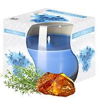 Ly nến thơm tinh dầu Bispol Anti Tobacco 100g QT024778 - cây xạ hương