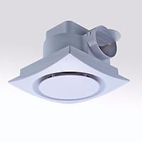 Quạt thông gió âm trần không đèn LED Lavfill 12D hàng chính hãng