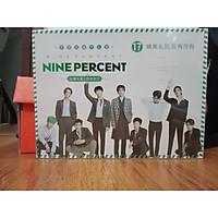 Hộp quà Nine Percent 17 món độc đáo tặng vòng tay may mắn