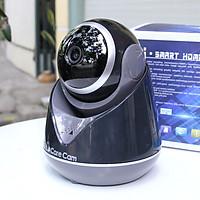 Camera wifi trong nhà C19Y300 3.0MP Full HD, đàm thoại 2 chiều, xoay 360 độ, hỗ trợ thẻ nhớ lên đến 128G, đèn hồng ngoại xem đêm, xoay theo chiều chuyển động, hỗ trợ kết nối USB – Hàng nhập khẩu