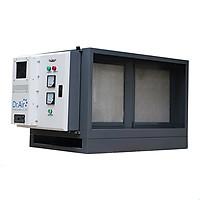 Máy lọc khói, xử lý khí thải nhà bếp công nghệ lọc tĩnh điện Dr.Air -  KT8000 - Hàng Chính Hãng