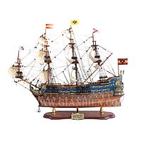 Mô hình Thuyền gỗ SAN FELIPE (Giá xưởng)
