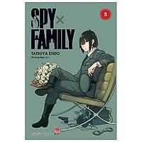 Spy X Family - Tập 5 - Tặng Kèm Standee PVC