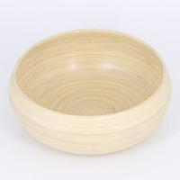 Chậu tre gỗ rửa mặt, thau tre, sử dụng trong nhà, spa và khách sạn