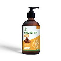Nước rửa tay chiết xuất Bồ Hòn 500ml JULYHOUSE sạch khuẩn, bảo vệ sức khỏe khỏi vi khuẩn gây hại