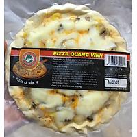 pizza gà nấm QUANG VINH 18cm