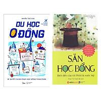Combo Cẩm Nang Du Học: Săn Học Bổng + Du Học 0 Đồng