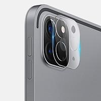 Miếng Dán Kính Cường Lực Leeu Design cho Camera iPad Pro 11 2020 / iPad Pro 12.9 2020 _ Hàng Nhập Khẩu